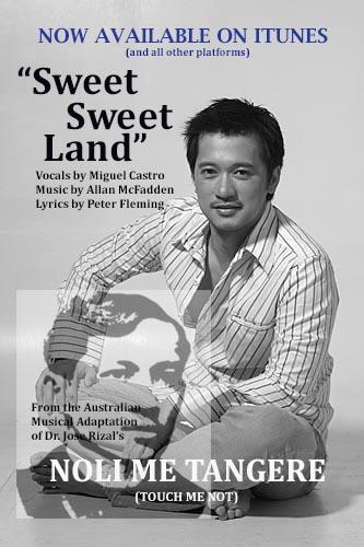 Sweet Sweet Land Promo Poster