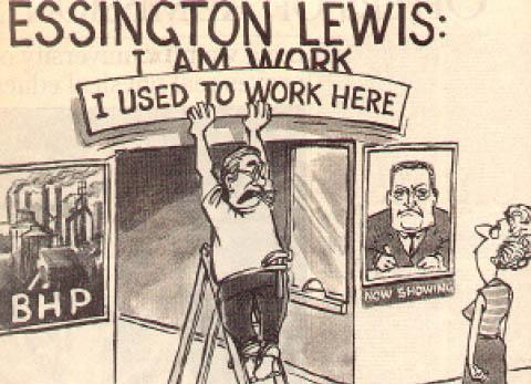 Newcastle Herald cartoon