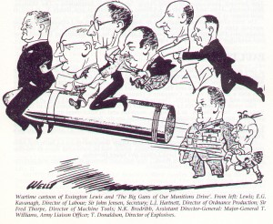 Wartime Cartoon