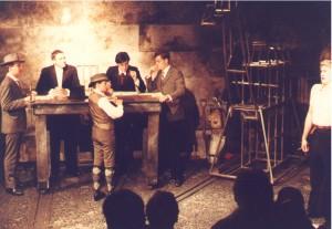 The BHP Board. L to R: Mueke, Darling, Delprat, Kelly